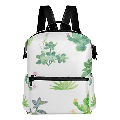 Tote Bags Travel Bag for girl & Women Cacti Ideas On Pinterest backpack Adjustable Size