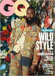 dce8587b36 GQ Magazine (May
