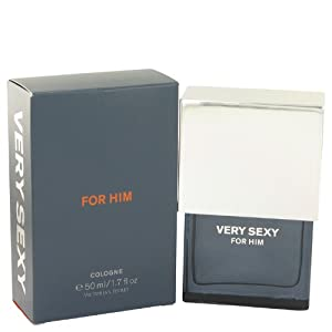 Victoria's Secret Very Sexy Cologne Spray, 1.7 Ounce