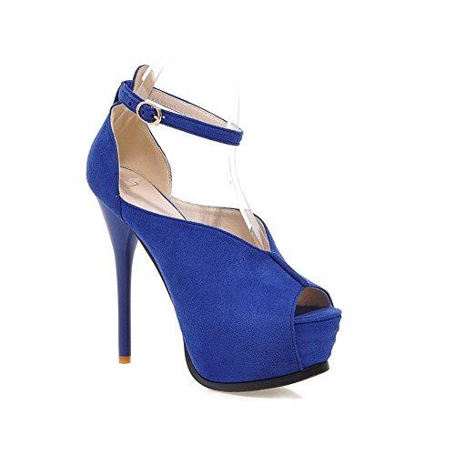 1to9 Donkerblauwe damesjurk Donkerblauwe sandalen 1to9 damesjurk BTY1qwBzr