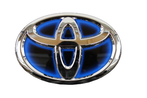 - TOYOTA Genuine Accessories 75310-47010 Grille Logo Emblem