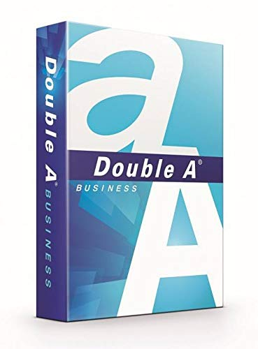 Double A A4 Sheets, 75 GSM,500 Sheets, 1Ream (White)