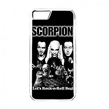 coque iphone 7 scorpion