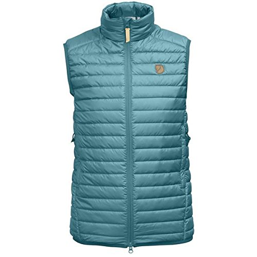 Padded Mujer Fjallaven W Lagoon Abisko Chaleco Iw75RqS