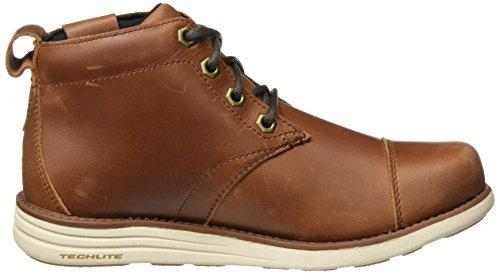 Columbia Herren Irvington LTR Chukka WP Boots Braun (Cinnamon/ Maple)