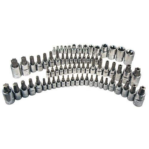 ATD Tools 13772 Master Star Bit Socket Set - 72 Piece from ATD Tools