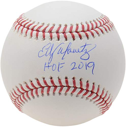 - Edgar Martinez Seattle Mariners Autographed Baseball with