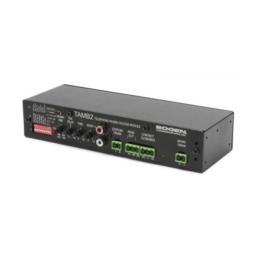 BOGEN TAMB2 Telephone Access Module with PRS2403 Power Supply / TAMB2PS /
