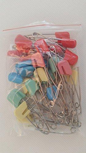 CJESLNA 144 Pc Wholesale Diaper Pins