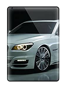 Hot Tpu Cover Case For Ipad/ Air Case Cover Skin - 2010 Wald Bmw 7-series F01 Black Bison