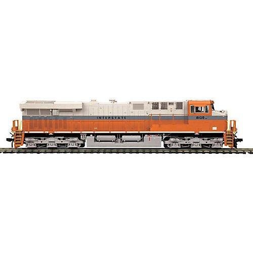 Bestselling Model Train Diesel Locomotives