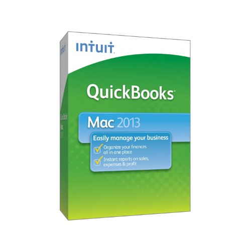 QuickBooks Mac 2013 OLD VERSION