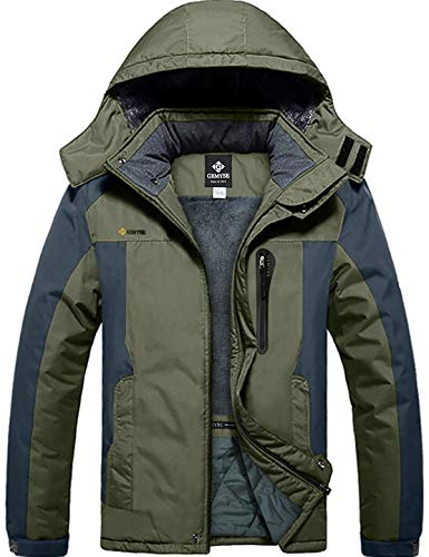 GEMYSE Men's Mountain Waterproof