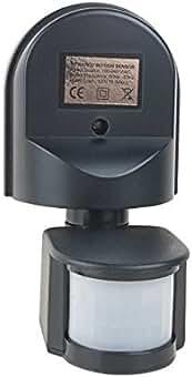 eDealMax Sensor de movimiento interruptor interruptor de luz del Sensor de CA 110V-240V al
