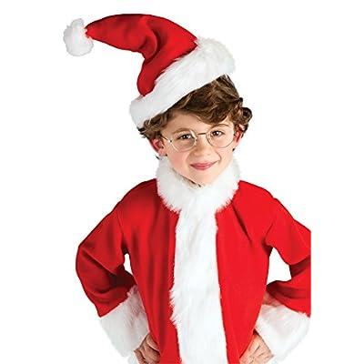 Rubie's Costume Child Santa Glasses Costume: Toys & Games