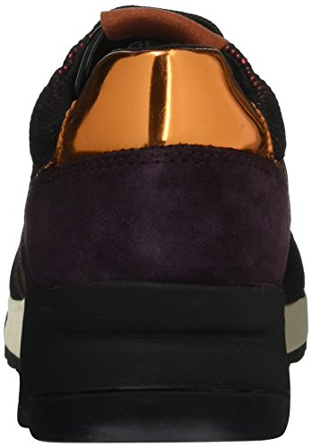 Cherry Violet Femme Basses Prune Phyteam A Sneakers Geox Sq0OAA