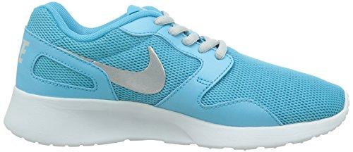 Nike Kaishi - Zapatillas para mujer Azul (clearwater/mtlc platinum-white 401)