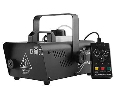 CHAUVET DJ Hurricane 1200 Fog/Smoke Machine w/ Wired Remote + Fog Fluid | H1200