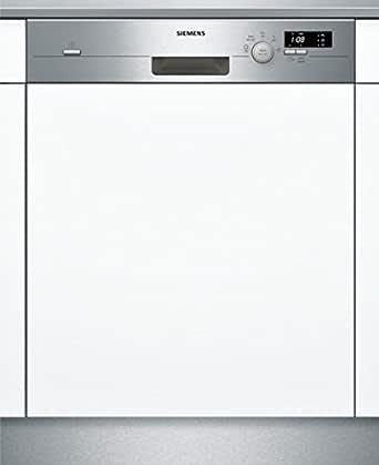 Siemens SN515S00AE lavavajilla Semi-incorporado 12 cubiertos A+ ...
