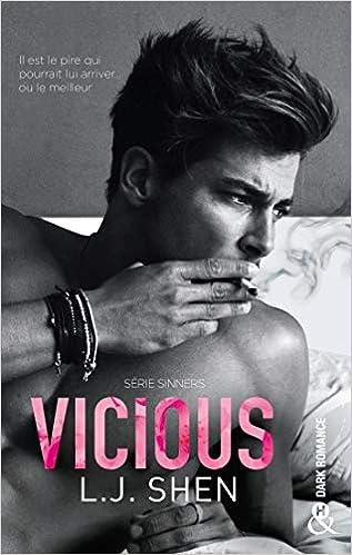 Amazon Fr Vicious Un Roman New Adult Intense Et Interdit