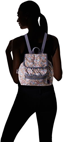 Mini Backpack Jane Amy Essential Drawstring LeSportsac Lilac Voyager BU8q85