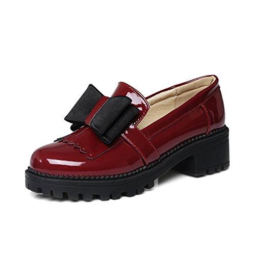 Zapatos Profunda De Viento College/Zapatos De Corte Bajo/Streaming Su Hudie Ensambladura Zapatos Del Estudiante B