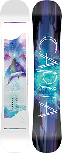 Capita Space Metal Fantasy Snowboard Womens Sz 147cm