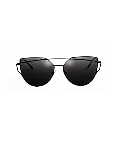 Gafas de sol retro femeninas Gafas personalizadas de la moda de la marea Gafas de sol