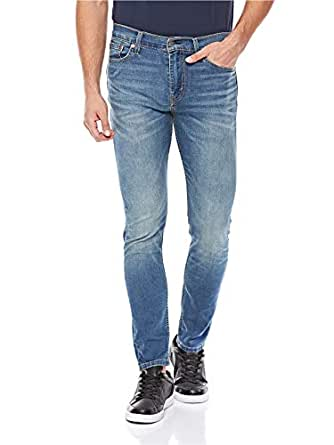 Levi's 5510 Skinny Jeans For Men, Blue, 31/34