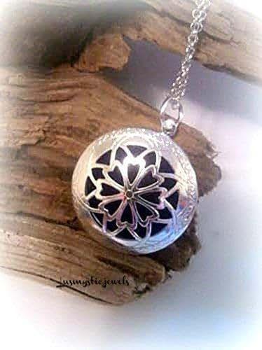 Amazon.com: Essential Oil Diffuser Necklace,Aromatherapy