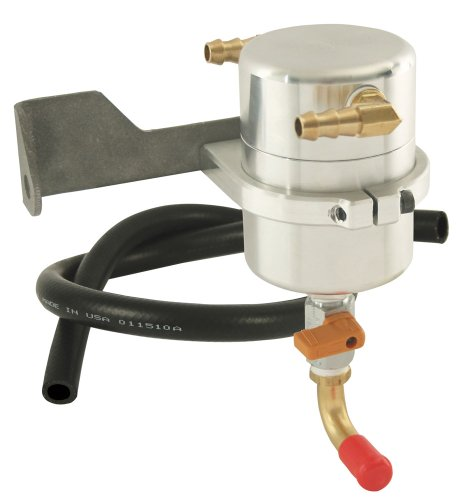 Moroso 85481 Air/Oil Separator for GM - Sierra 1000 Fuel Line