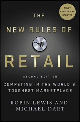 Resultado de imagen de New rules of retail.Robin Lewis Michael Dart