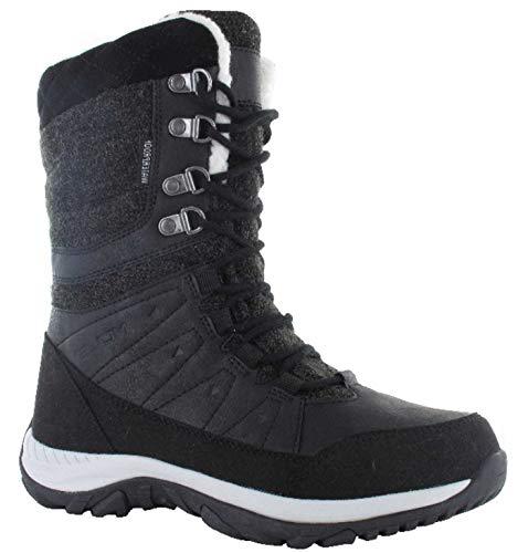 Riva schwarz Chaussures Schwarz tec 21 Hautes De Randonnée Femme Waterproof Hi U5SRzTqz
