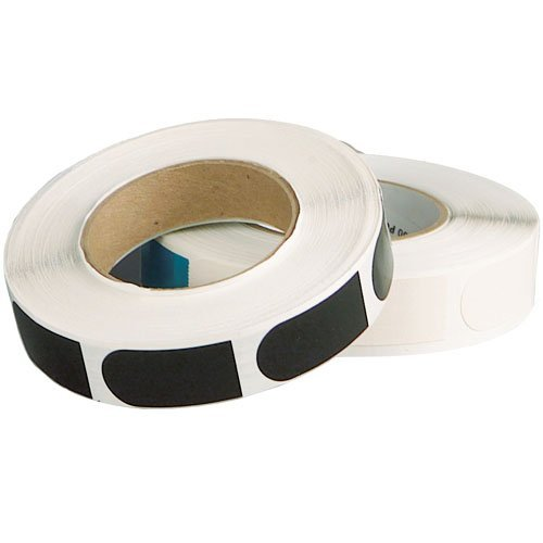 Brunswick Bowler Tape Black 1/2 in. 100 Roll by Brunswick