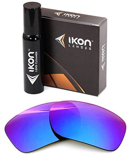 Polarized Ikon Replacement Lenses for Oakley Twoface - - Oakley Glasses Safety Polarized
