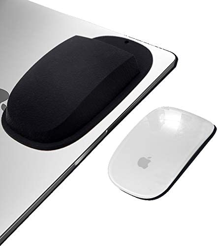 ZALU Slim Mouse Holder, Silicone Case for Magic Mouse