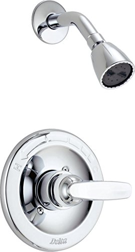 Delta Foundations BT13210 Monitor 13 Series Shower Trim, Chrome (Delta Shower Only Faucet compare prices)
