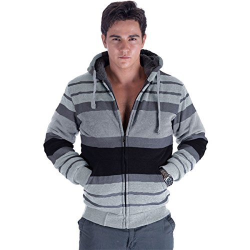 Zipper Mens Sweatshirts - 7