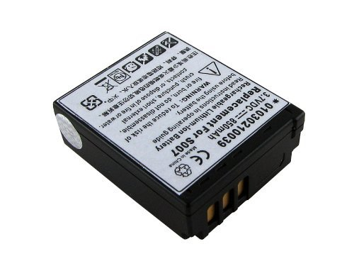 PANASONIC CGA-S007E Non-OEM Rechargeable Camera/ Camcorder Lithium-ion Battery (Bti Camcorder Battery)