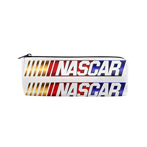 - NASCAR Logo Pencil Bag Pen Case Cosmetic Makeup Bag Pen Pencil Stationery Pouch Bag Case - Pencil Pouch Students Stationery Pouch Zipper Bag For Pens Pencils Markers