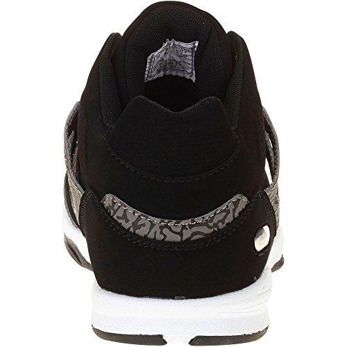 02d81c7d4d720a Galleon - Fubu Mens Reed Basketball Shoe (10.5 D(M) US, Black)