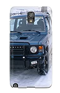 Quality Cody Elizabeth Weaver Case Cover With Mitsubishi Pajero Car Nice Appearance Compatible With Galaxy Note 3