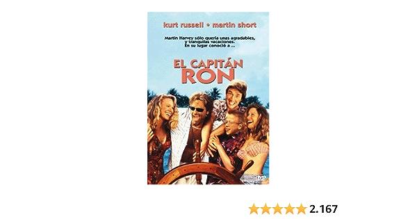 El Capitan Ron [DVD]: Amazon.es: Kurt Russell, Martin Short ...