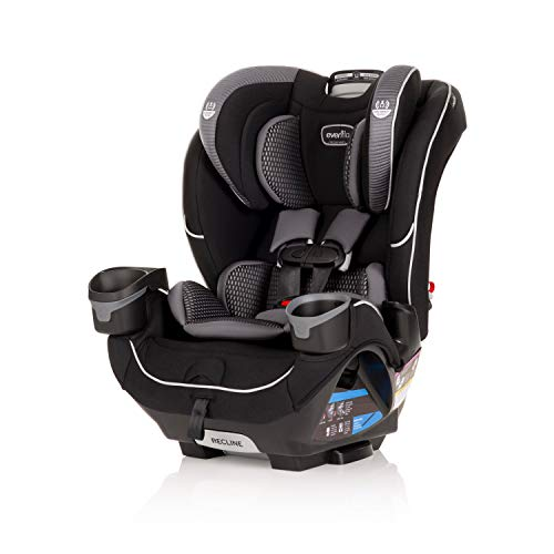 41tBNoqjs%2BL - Evenflo EveryFit 4-in-1 Convertible Car Seat, Olympus