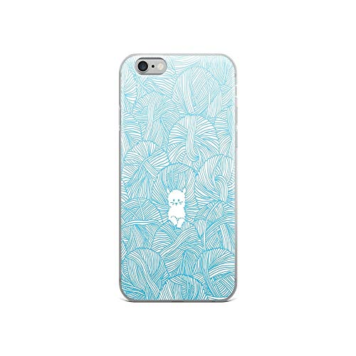 iPhone 6/6s Pure Clear Case Cases Cover Yarn -