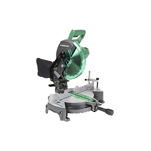 Metabo HPT C10FCGMR 10 in. Compound Miter Saw (Renewed)