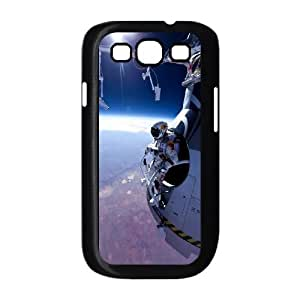 Samsung Galaxy S3 9300 Cell Phone Case Black Red Bull Stratos Ownya