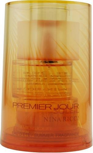 (Premier Jour Soleil By Nina Ricci For Women, Eau De Toilette Spray, 3.3-Ounce Bottle)
