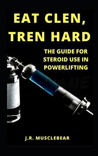 Eat Clen Tren Hard Powerlifting product image