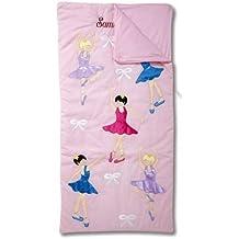Ballerina's Personalized Kids' Sleeping Bag